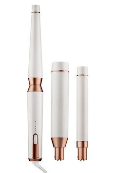 "10 Pro Tools Hairstylists Swear By #refinery29  http://www.refinery29.com/best-professional-hair-tools#slide-7  A Curling-Iron Arsenal""Most women have one curling iron, and that's why they're getting just one style of curl at home,"" says Fugate. ""If you're trying to figure out why you can't get those loose, tousled waves and you're still getting prom curls — it's because you have to get that little clip-less wand!""""If you don't want to buy nine curling irons, the T3 Whirl has in..."