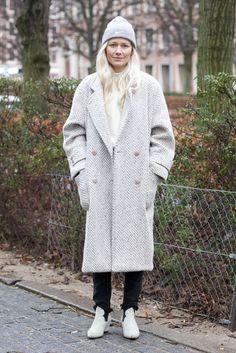 They Are Wearing: Copenhagen Fashion Week - Slideshow - WWD.com