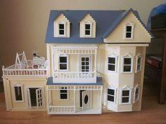 doll houses | Wood Doll House
