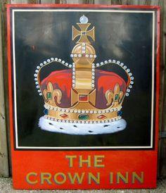 Antique Pub Signs - English Pub Signs, Traditional Names, English ...