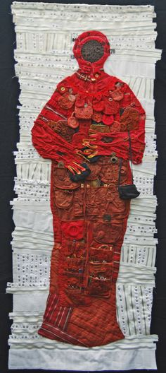 Never Enough by Diane Savona.  The Heartstring Quilters Award, ArtQuilt Elements 2014