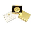 ESTÉE LAUDER POWDER COMPACT COLLECTION 1997, ANGEL COLLECTION, HAMALIEL ANGEL OF REALITY - AUGUST Number 176