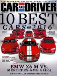 FREE 2 Year Subscription To Car and Driver Magazine on http://hunt4freebies.com