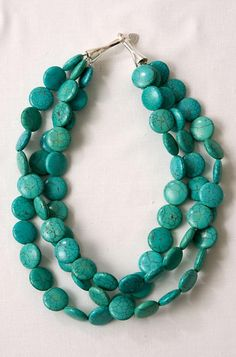 Turquoise Sea Necklace $148