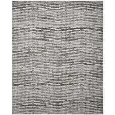 Millbrae Abstract Black Silver Area Rug Area Rugs Industrial