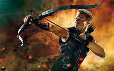 Volverá a dar vida Jeremy Renner a Hawkeye en 'Captain America: Civil War'
