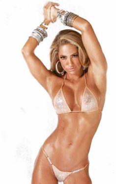 We choose Jennifer Nicole Lee over Shakira any day. Her hips really don't lie. Jennifer Nicole Lee, Shakira, Fit Women, Bikinis, Swimwear, Hot Girls, Female, Fitness, Sexy