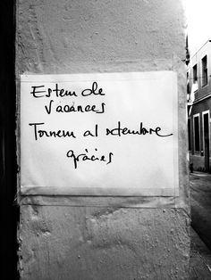 Bonica cal·ligrafia _ Pretty handwriting