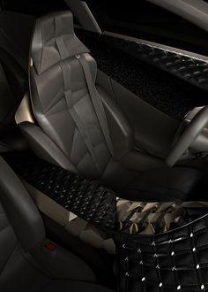 The Citroen Divine DS Concept Is An Avant-Garde Chameleon Car Interior Design, Interior Concept, Automotive Design, Auto Design, Interior Doors, Luxury Interior, Citroen Concept, Automotive Upholstery, Car Design Sketch