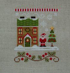 Santa's house - CCN