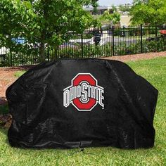 Ohio State Buckeyes University Grill Cover