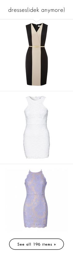 """""""dresses(idek anymore)"""" by larryisreal123 ❤ liked on Polyvore featuring dresses, red dress, stretch satin dress, pink cocktail dress, red cocktail dress, karen millen, vestido, party dresses, white and womens-fashion"""