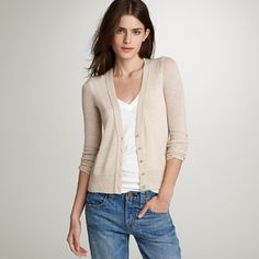 This looks so comfy, but also put together. Love J Crew and their fun but classy clothes.
