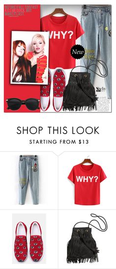 """SheIn 9"" by cherry-bh ❤ liked on Polyvore featuring shein"