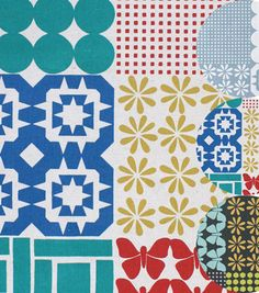 print & pattern: FABRICS - ellen lucket baker