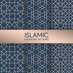 Abstract Geometric Art, Geometric Lines, Geometric Background, Geometric Designs, Background Patterns, Geometric Patterns, Vector Background, Rose Gold Texture, Islamic Patterns