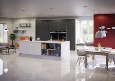 A la Carte -keittiöt Alone ja Neve   #keittiö #kitchen
