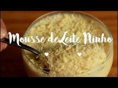 Mousse de Leite Ninho - YouTube