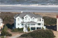Stars & Stripes Outer Banks Rentals | Pine Island - Oceanfront OBX Vacation Rentals