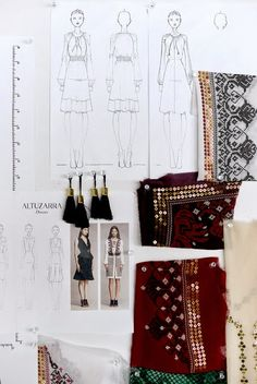 Your First Look At Altuzarra For Target Tassels, sequins and embroidery.what more could a woman want? Shop Altuzarra for Target starting September sequins and embroidery.what more could a woman want? Shop Altuzarra for Target starting September Fashion Sketchbook, Fashion Illustration Sketches, Fashion Sketches, Illustrations, Fashion Line, Fashion News, Fashion Art, Womens Fashion, Moda Peru