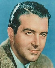 John Payne - Find A Grave Memorial John Payne Actor, Actor John, Slick Hairstyles, Classic Hairstyles, Hooray For Hollywood, Golden Age Of Hollywood, Julie Payne, Dolly Sisters, Gloria Dehaven