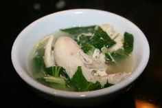 Boiled Chicken with Ginger