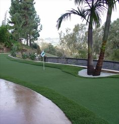 Our synthetic lawns are the most realistic and long-lasting in the industry, and our artificial turf products are perfect for hard to grow areas, small yards and for those looking for inventive and appealing landscaping ideas.