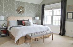 City Farmhouse Master Bedroom Reveal