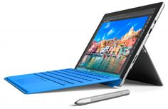 Microsoft Tablette SURFACE PRO 4 @ Saturn Luxembourg