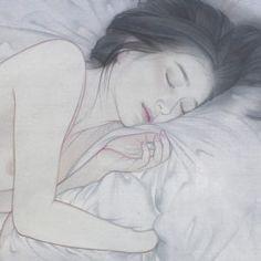 Japanese Art Prints, Japanese Painting, Japan Illustration, Painting Of Girl, Cool Art Drawings, Weird Art, Japan Art, Gothic Art, Portrait Art