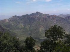 Lost Mine Peak Add to trip Big Bend National Park, TX