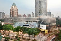 Orchard Road and its surrounding district abound with high-end shopping malls, Thailand