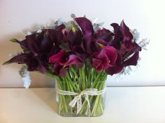 calla lilies flowers | ... Florist is Crazy about Callas – The Flower that Florists love