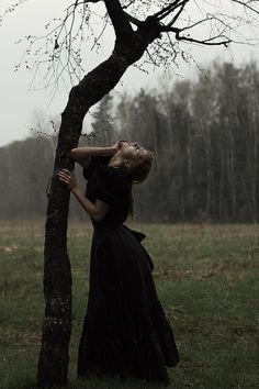 Season Of The Witch - A Southern Gothic Tale  - Photo Caress by Alexandra Truhacheva
