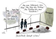 Flüchtlinge (Grafiken): Die treffendsten Karikaturen - SPIEGEL ONLINE - Politik