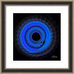 abstract fractal art 112616, by  fractal mandala art