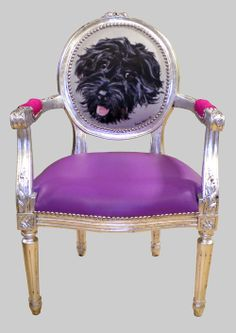 Mini Maartens Dog Miniature Chair by Jimmie Martin (2005)