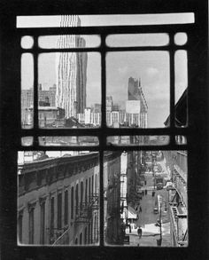 New York City, photographer André Kertész