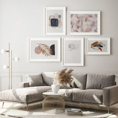The perfect addition to your living room - framed art prints collection  #artprints #posters #walldecor #wallart #poster #frames #interior #inspiration