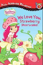 Strawberry Shortcake was epic! This book can be found on Overstock.com for like $4!