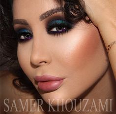 You can create to your image  or copying this look and find the same color in Motives cosmetics