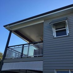 Blue skies and Scyon=  by @mwhconstructions  #scyonwalls #australianarchitecture #exteriordesign #exterior #architecture