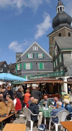 Remscheid-Lennep Marketday