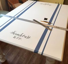 s 9 dining room table makeovers we can t stop looking at, painted furniture, After A stunning grain sack table Farmhouse Style Table, City Farmhouse, Farmhouse Decor, Diy Dining Table, Kitchen Tables, Kitchen Ideas, Stained Table, Painted Drawers, Rustic Chair