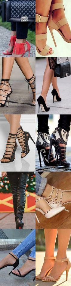 101 Stunning High Heel Shoes From Pinterest