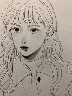 Art Anime, Anime Art Girl, Manga Art, Kunst Inspo, Art Inspo, Art And Illustration, Art Illustrations, Art Drawings Sketches, Cute Drawings
