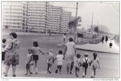 Romania - Bucuresti - Cartierul Titan - 1971 - foto 130x85mm. delcampe 320138861.