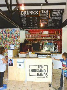 Ten Thousand Hands Cafe, Ladywell Fields