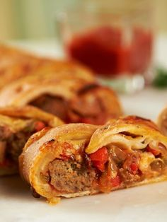 Another Tasty Twofer! Mini Meatball Stromboli & Ch... - Forums & Blogs