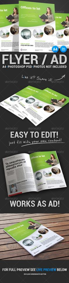 Corporate Flyer 16 | Get this template on